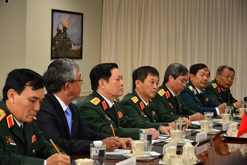 Thúc đẩy quan hệ quốc phòng Việt Nam - Hoa Kỳ - ảnh 2