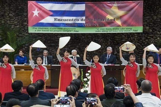 Thế hệ trẻ Việt Nam - Cuba gìn giữ và viết tiếp những trang mới - ảnh 4