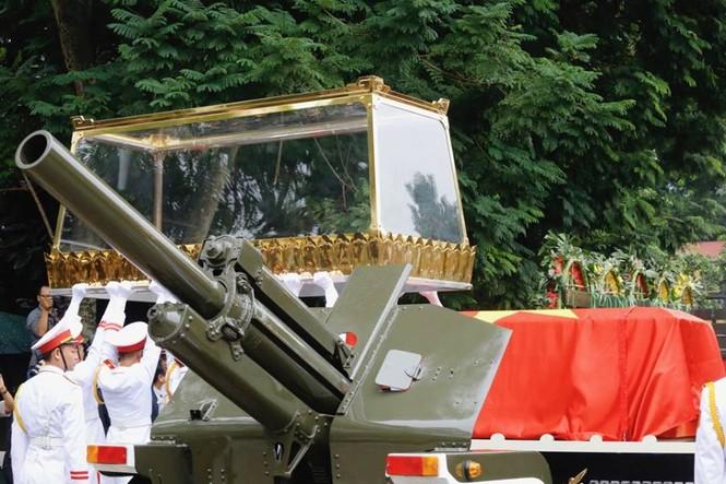Hình ảnh xúc động tại lễ truy điệu Chủ tịch nước Trần Đại Quang - ảnh 14
