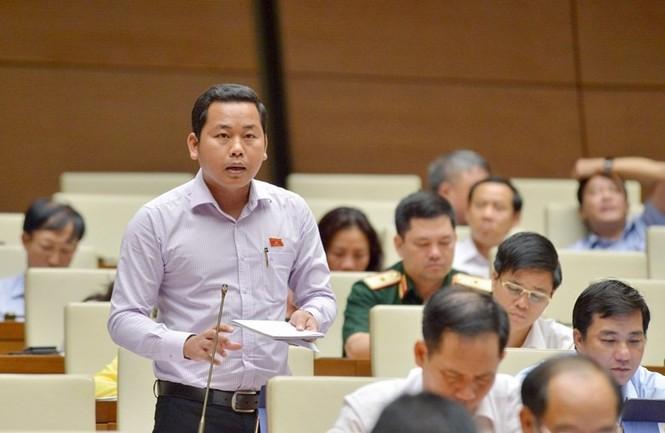 Chất vấn Bộ trưởng Công Thương về sản phẩm cài cắm 'đường lưỡi bò' - ảnh 1