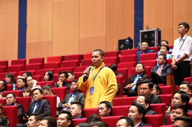 Thủ tướng Nguyễn Xuân Phúc: Mong thanh niên khởi nghiệp mạnh mẽ hơn - ảnh 14