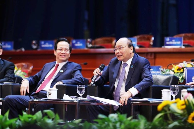 Thủ tướng Nguyễn Xuân Phúc: Mong thanh niên khởi nghiệp mạnh mẽ hơn - ảnh 18
