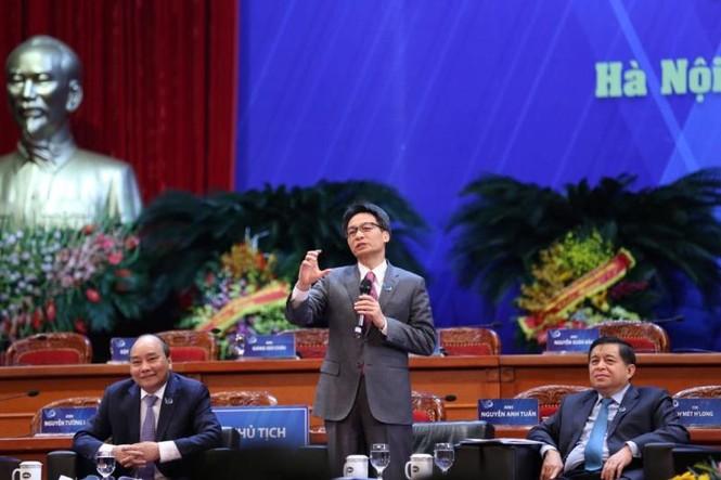 Thủ tướng Nguyễn Xuân Phúc: Mong thanh niên khởi nghiệp mạnh mẽ hơn - ảnh 10