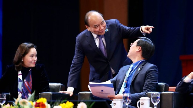 Thủ tướng Nguyễn Xuân Phúc: Mong thanh niên khởi nghiệp mạnh mẽ hơn - ảnh 8