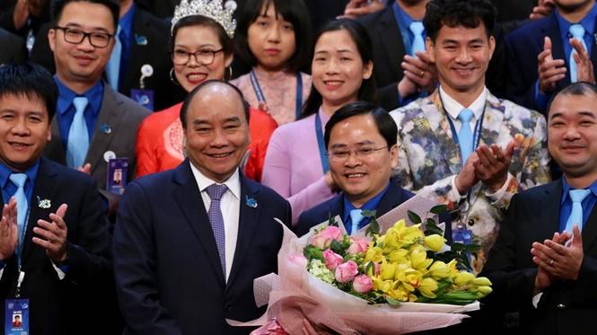 Thủ tướng Nguyễn Xuân Phúc: Mong thanh niên khởi nghiệp mạnh mẽ hơn - ảnh 1