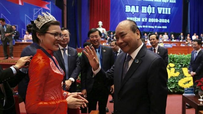 Thủ tướng Nguyễn Xuân Phúc: Mong thanh niên khởi nghiệp mạnh mẽ hơn - ảnh 5