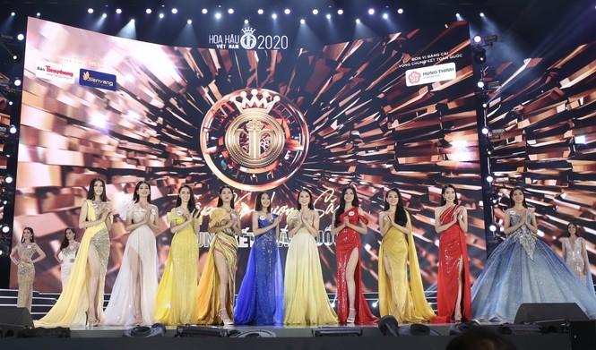 Đỗ Thị Hà đăng quang Hoa hậu Việt Nam 2020 - ảnh 15