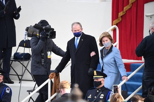 Trực tiếp: Ông Joe Biden tuyên thệ nhậm chức Tổng thống Mỹ thứ 46 - ảnh 19