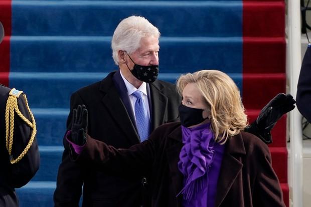 Trực tiếp: Ông Joe Biden tuyên thệ nhậm chức Tổng thống Mỹ thứ 46 - ảnh 20