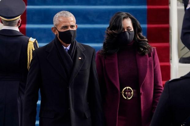 Trực tiếp: Ông Joe Biden tuyên thệ nhậm chức Tổng thống Mỹ thứ 46 - ảnh 21