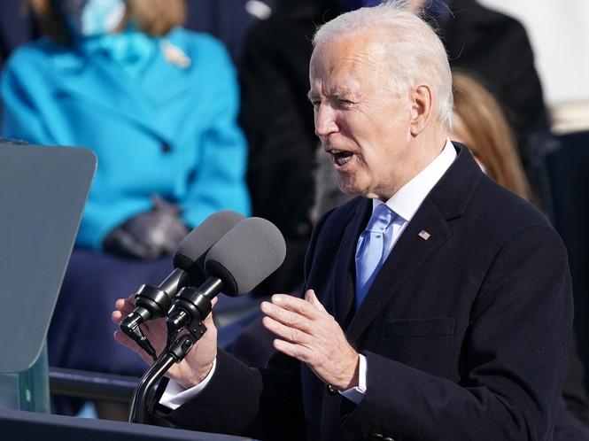 Trực tiếp: Ông Joe Biden tuyên thệ nhậm chức Tổng thống Mỹ thứ 46 - ảnh 8