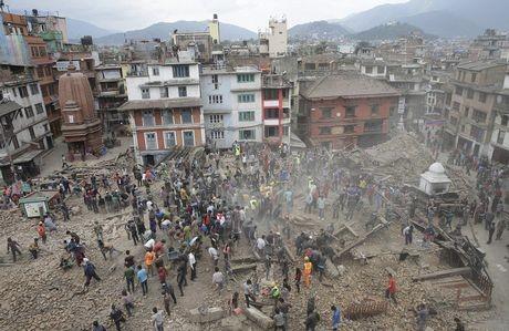 Đau thương bao trùm Nepal sau thảm họa động đất - ảnh 3