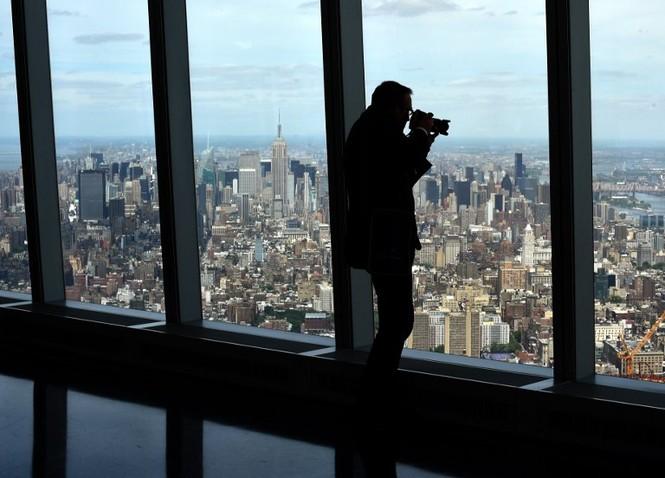"""Mỹ mở cửa đài quan sát """"chọc trời"""" ở tòa tháp WTC - ảnh 6"""