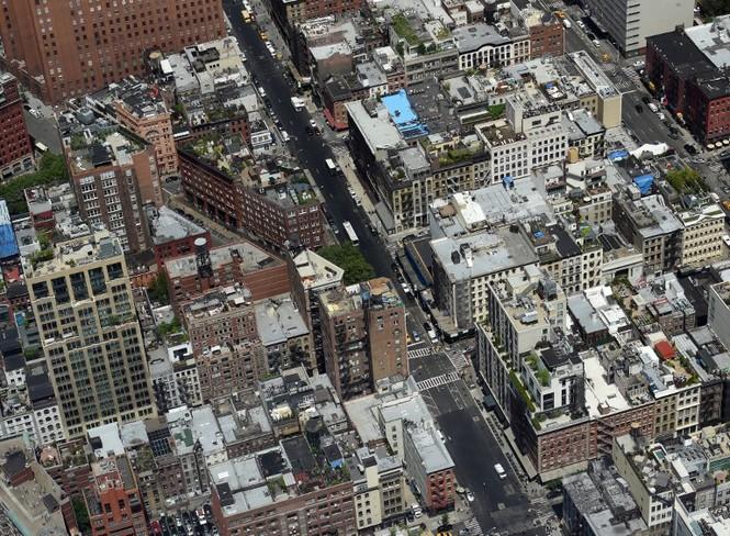 """Mỹ mở cửa đài quan sát """"chọc trời"""" ở tòa tháp WTC - ảnh 8"""