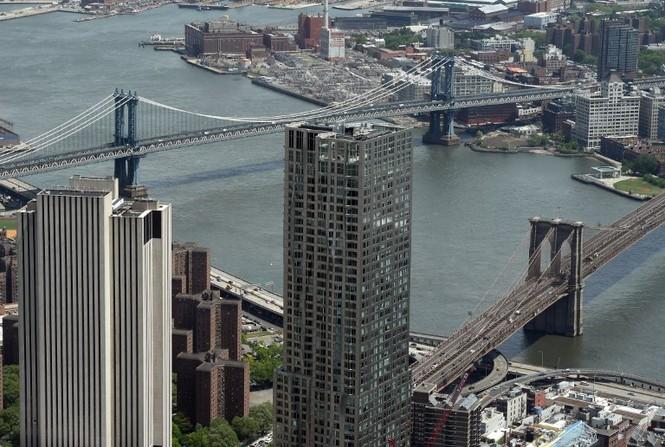 """Mỹ mở cửa đài quan sát """"chọc trời"""" ở tòa tháp WTC - ảnh 9"""