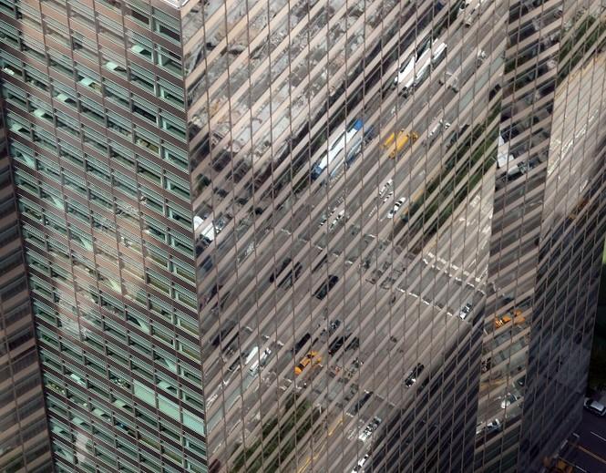 """Mỹ mở cửa đài quan sát """"chọc trời"""" ở tòa tháp WTC - ảnh 1"""