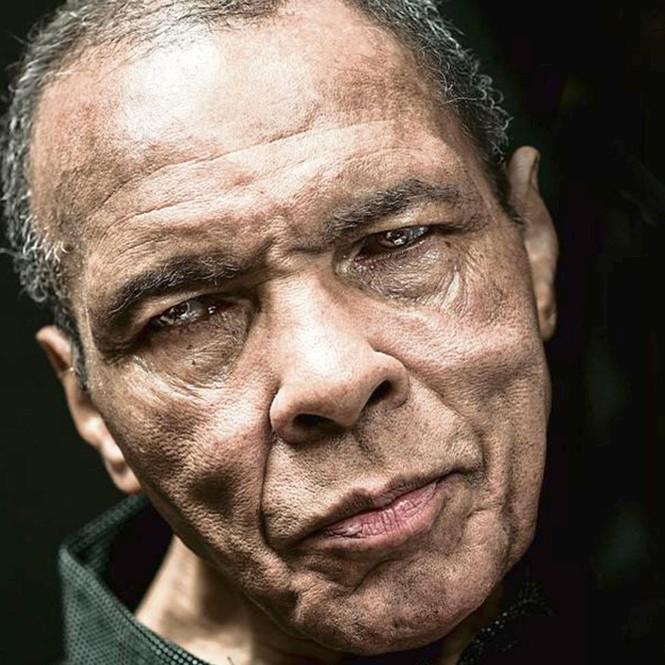 [ẢNH] 'Nắm đấm' cuối cùng của huyền thoại Muhammad Ali - ảnh 3
