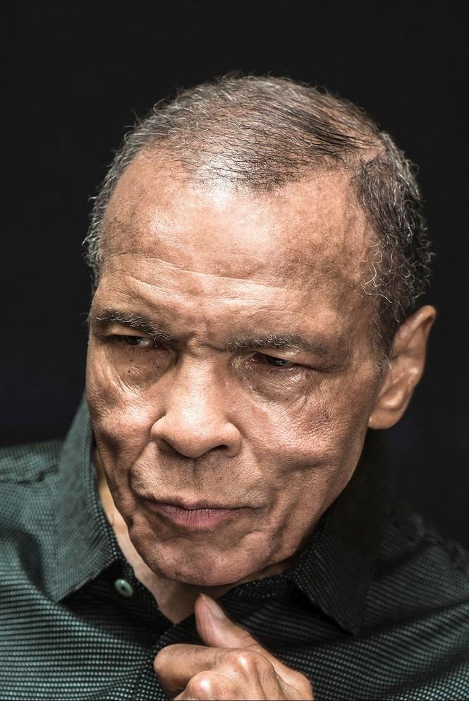 [ẢNH] 'Nắm đấm' cuối cùng của huyền thoại Muhammad Ali - ảnh 2