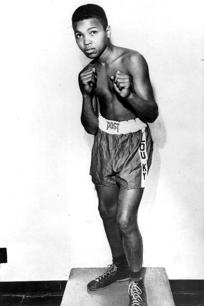 [ẢNH] 'Nắm đấm' cuối cùng của huyền thoại Muhammad Ali - ảnh 4