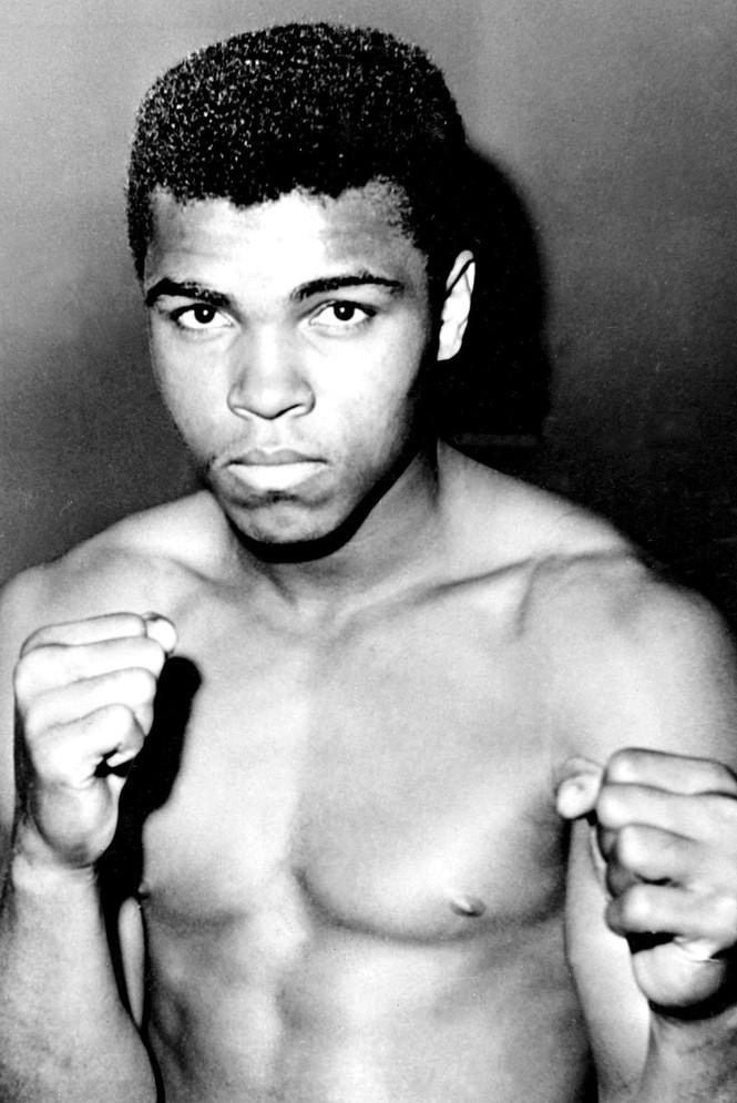 [ẢNH] 'Nắm đấm' cuối cùng của huyền thoại Muhammad Ali - ảnh 5