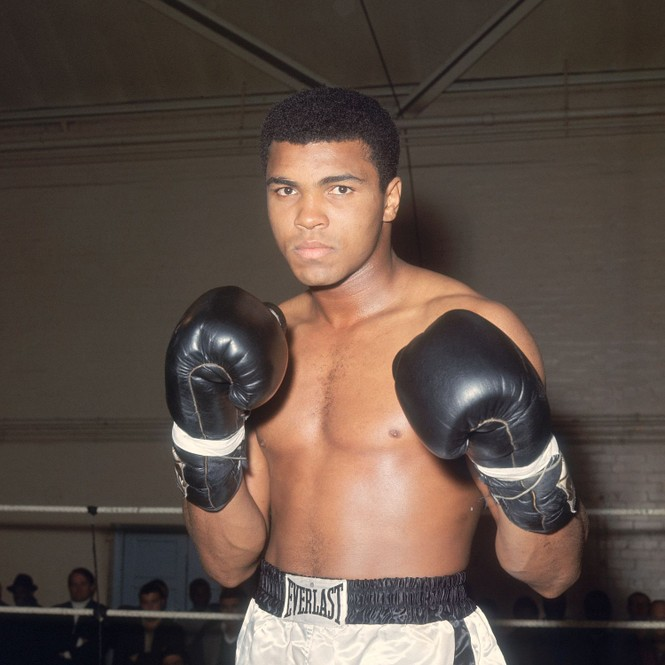 [ẢNH] 'Nắm đấm' cuối cùng của huyền thoại Muhammad Ali - ảnh 6