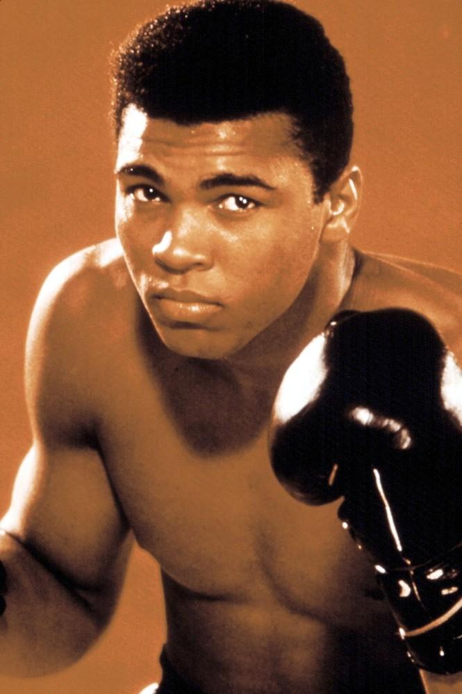 [ẢNH] 'Nắm đấm' cuối cùng của huyền thoại Muhammad Ali - ảnh 8