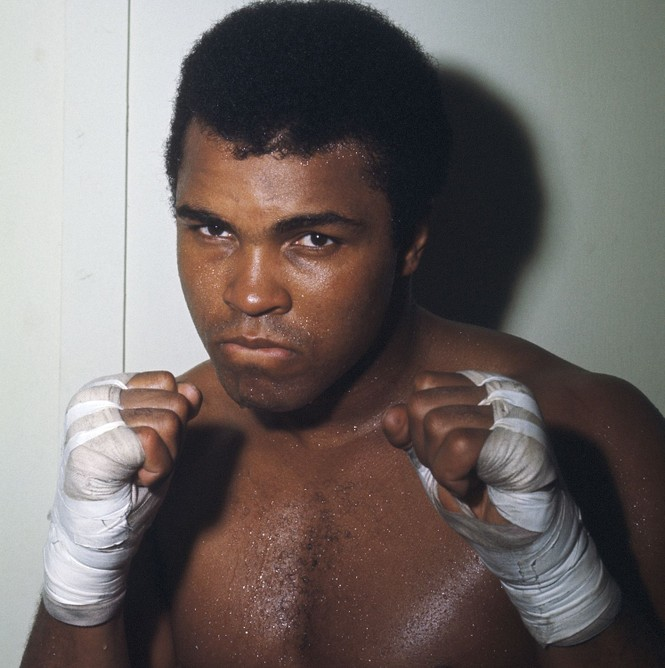 [ẢNH] 'Nắm đấm' cuối cùng của huyền thoại Muhammad Ali - ảnh 9