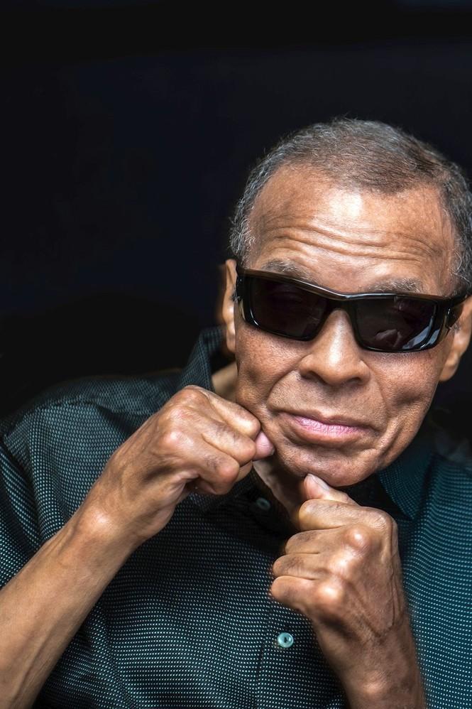[ẢNH] 'Nắm đấm' cuối cùng của huyền thoại Muhammad Ali - ảnh 1