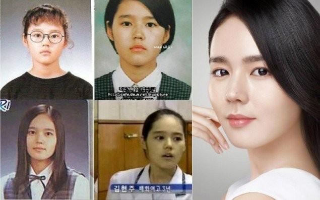 Dàn sao xứ Hàn nổi tiếng xinh đẹp tự nhiên  - ảnh 6