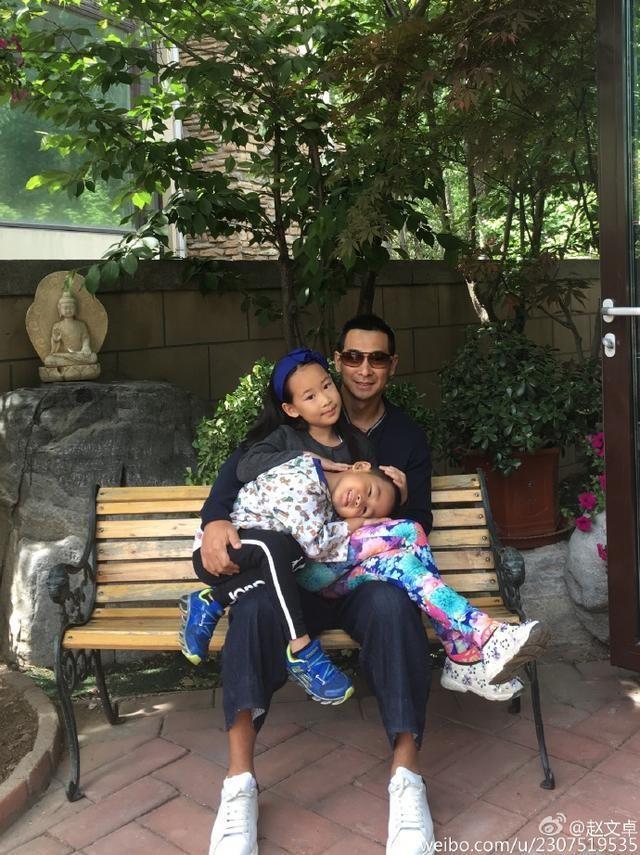 Gia đình hạnh phúc đáng ngưỡng mộ của sao võ thuật Triệu Văn Trác - ảnh 2