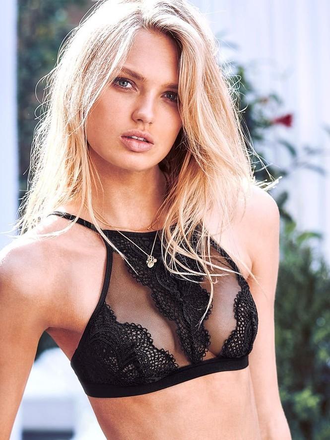 Romee Strijd siêu quyến rũ trong các mẫu nội y mới của Victoria's Secret - ảnh 5