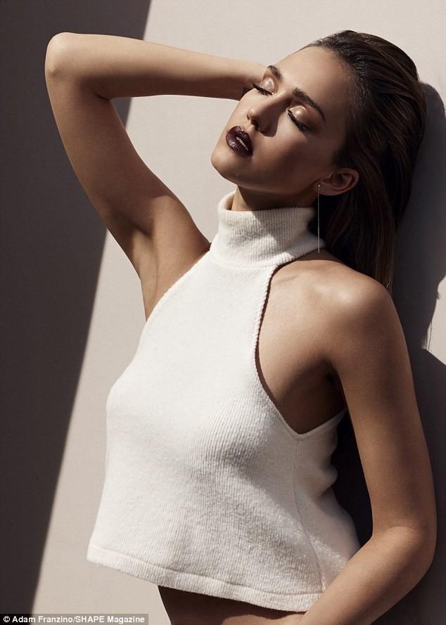 'Jessica Alba quá nóng bỏng và gợi cảm - ảnh 3