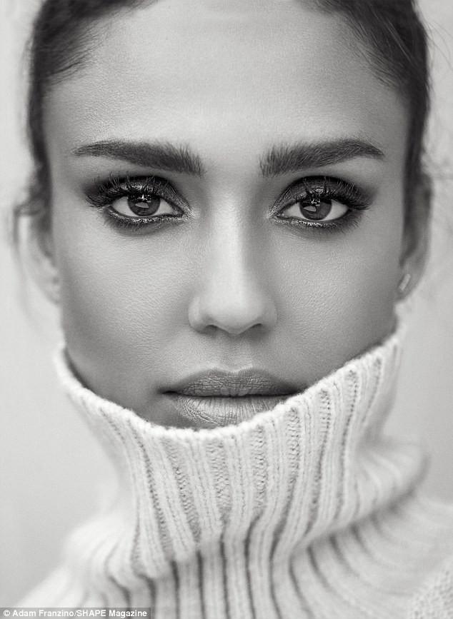 'Jessica Alba quá nóng bỏng và gợi cảm - ảnh 4