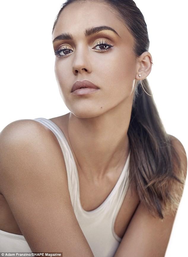 'Jessica Alba quá nóng bỏng và gợi cảm - ảnh 5