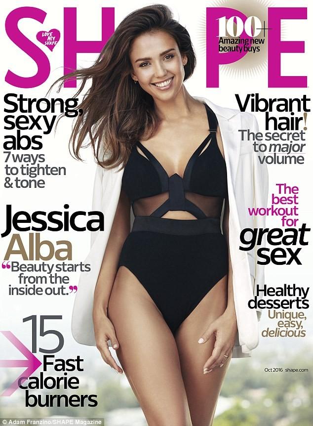 'Jessica Alba quá nóng bỏng và gợi cảm - ảnh 1
