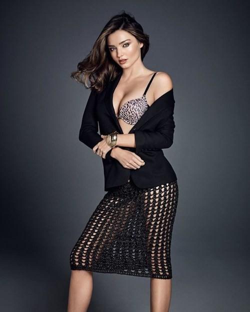 Miranda Kerr quá sexy và nóng bỏng, không thể không ngắm - ảnh 4