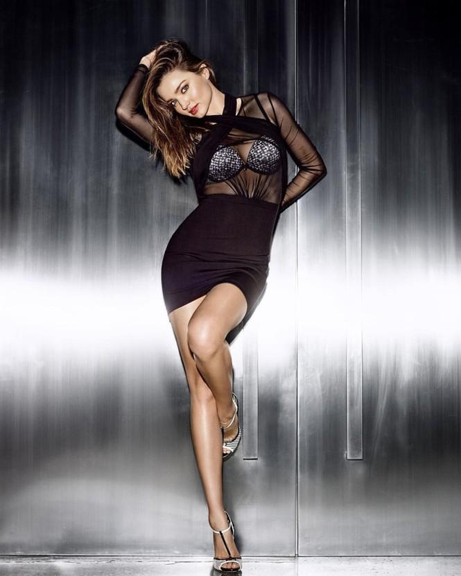 Miranda Kerr quá sexy và nóng bỏng, không thể không ngắm - ảnh 1
