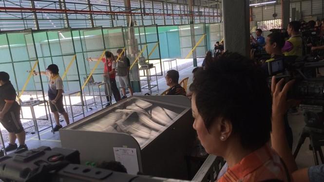 SEA Games ngày 22/8: Tú Chinh lên ngôi 'nữ hoàng' chạy 100m - ảnh 62