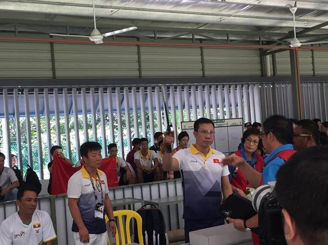 SEA Games ngày 22/8: Tú Chinh lên ngôi 'nữ hoàng' chạy 100m - ảnh 56