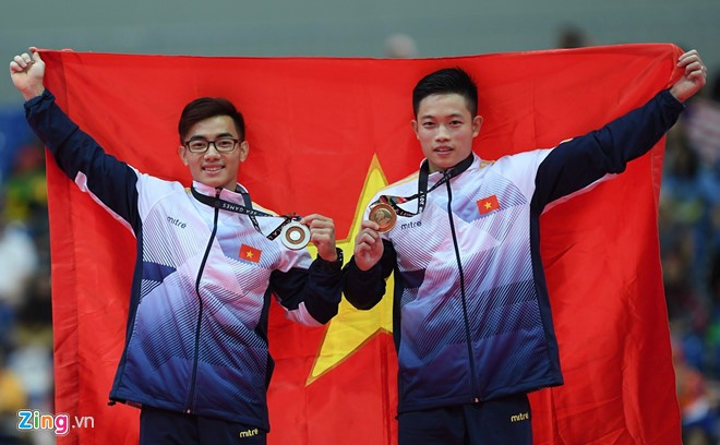SEA Games ngày 22/8: Tú Chinh lên ngôi 'nữ hoàng' chạy 100m - ảnh 54