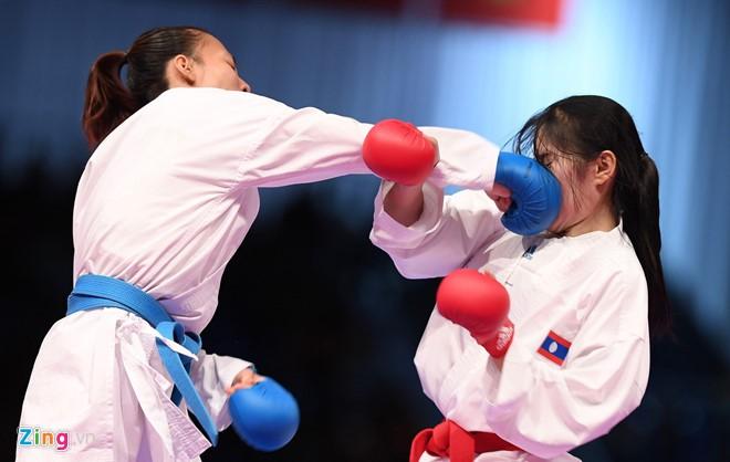 SEA Games ngày 22/8: Tú Chinh lên ngôi 'nữ hoàng' chạy 100m - ảnh 21