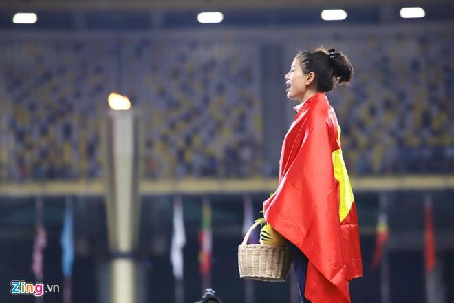 SEA Games ngày 22/8: Tú Chinh lên ngôi 'nữ hoàng' chạy 100m - ảnh 6