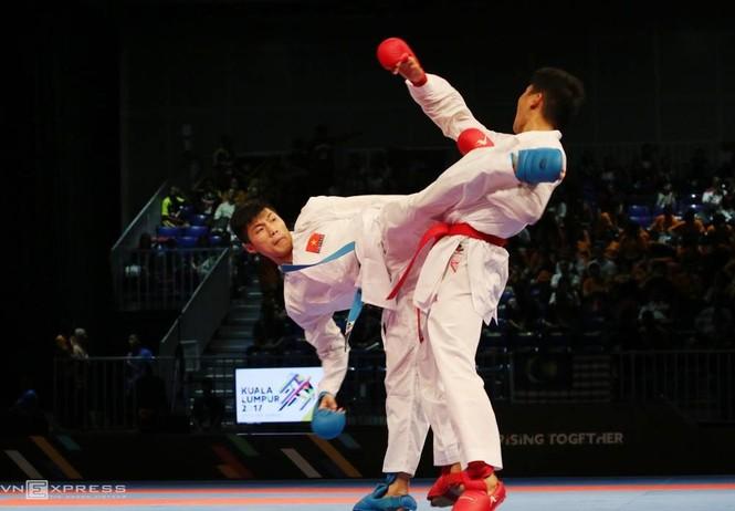 SEA Games ngày 22/8: Tú Chinh lên ngôi 'nữ hoàng' chạy 100m - ảnh 43