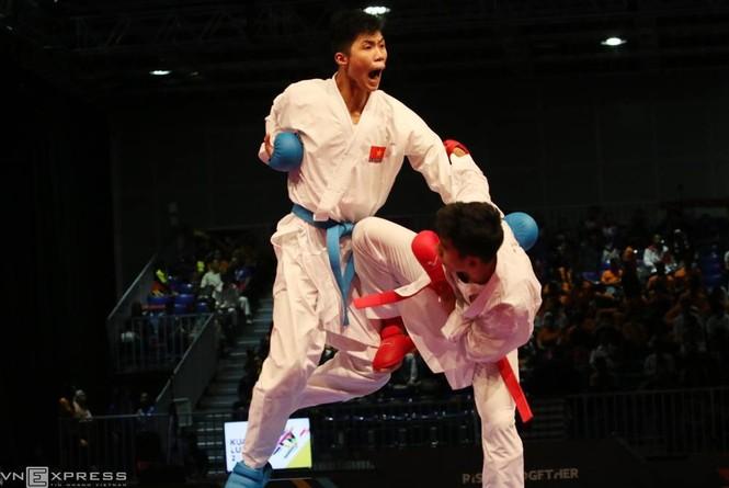 SEA Games ngày 22/8: Tú Chinh lên ngôi 'nữ hoàng' chạy 100m - ảnh 44