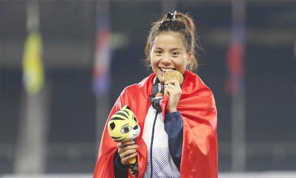 SEA Games ngày 22/8: Tú Chinh lên ngôi 'nữ hoàng' chạy 100m - ảnh 4