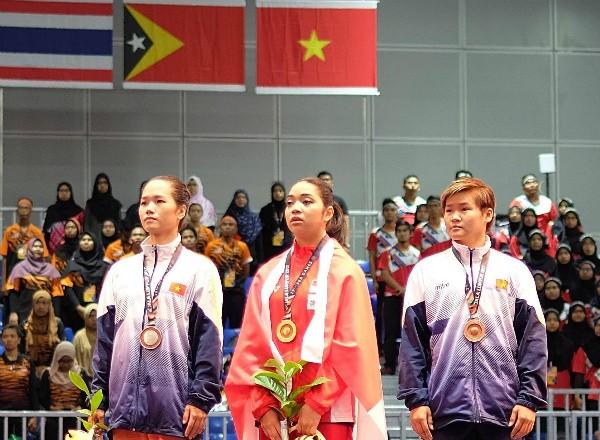 SEA Games ngày 22/8: Tú Chinh lên ngôi 'nữ hoàng' chạy 100m - ảnh 65