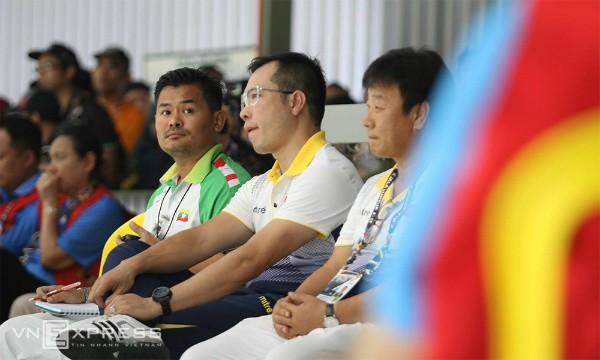 SEA Games ngày 22/8: Tú Chinh lên ngôi 'nữ hoàng' chạy 100m - ảnh 52