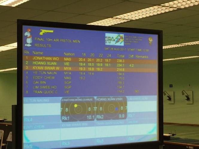 SEA Games ngày 26/8: Bóng bàn giải 'cơn khát' vàng sau 8 năm - ảnh 30