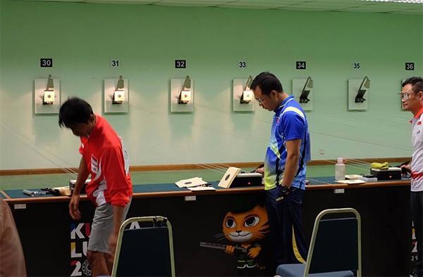 SEA Games ngày 26/8: Bóng bàn giải 'cơn khát' vàng sau 8 năm - ảnh 37