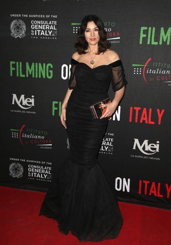 'Biểu tượng sắc đẹp' Monica Bellucci đẹp lôi cuốn tại sự kiện - ảnh 3